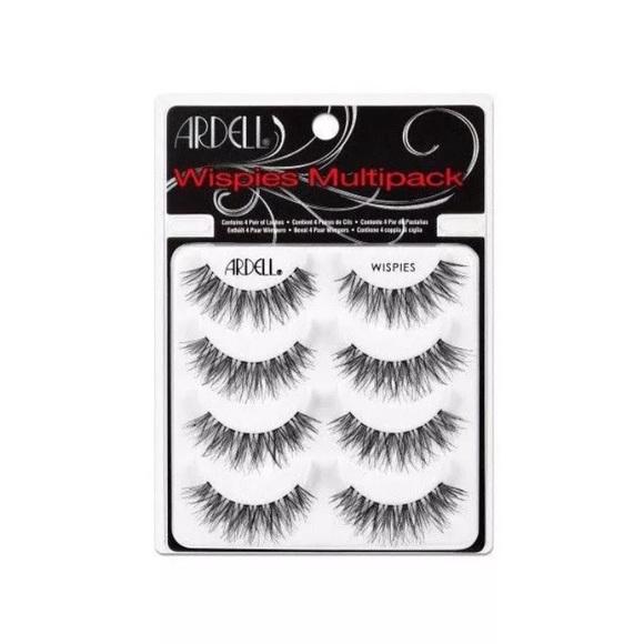 54d99bf9de5 ardell Makeup | New Multipack Demi Wispies False Eye Lashes | Poshmark